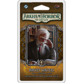 FFG - Arkham Horror LCG: Harvey Walters Investigator Deck - EN