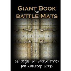 Giant Book of Battle Mats - EN