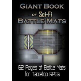 Giant Book of Sci-Fi Mats - EN