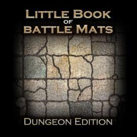 The Little Book of Battle Mats - Dungeon Edition - EN