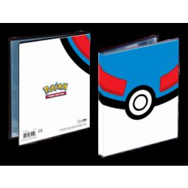 UP - 4-Pocket Portfolio - Pokemon - Great Ball