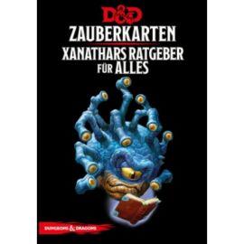 Dungeons & Dragons - Xanathar Kartenset - DE