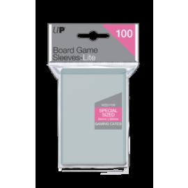 UP - Lite Board Game Sleeves 54mm x 80mm (100 Sleeves)