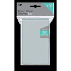 UP - Lite Board Game Tarot Sleeves 70mm x 120mm (100 Sleeves)