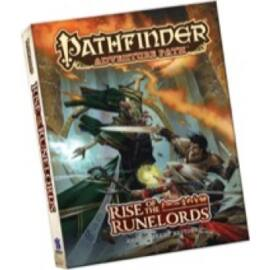 Pathfinder Adventure Path: Rise of the Runelords Anniversary Edition Pocket Edition - EN