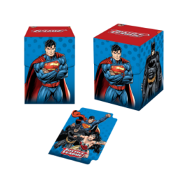 UP - Justice League PRO 100+ Deck Box