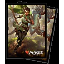 UP - Standard Sleeves Magic: The Gathering - Ikoria Vivien, Monster's Advocate (100 Sleeves)