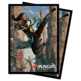 UP - Standard Sleeves Magic: The Gathering - Ikoria V3 (100 Sleeves)