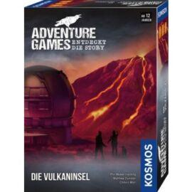 Adventure Games - Die Vulkaninsel - DE