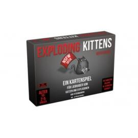 Exploding Kittens NSFW Edition - DE