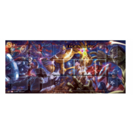 Legendary: Playmat - Thanos vs The Avengers