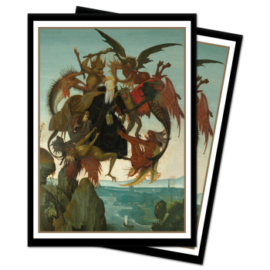 UP - Sleeves Standard - Fine Art - Torment of Saint Anthony (100 Sleeves)