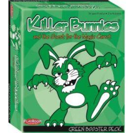 Killer Bunnies Quest Green Booster - EN