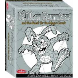 Killer Bunnies Quest Stainless Steel Booster - EN