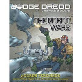 Judge Dredd RPG: Robot Wars - EN