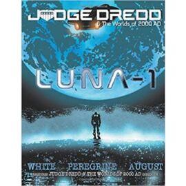 Judge Dredd RPG: Luna-1 - EN