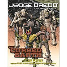 Judge Dredd RPG: Cursed Earth - EN