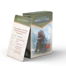 Wandering Monsters Deck: Wilderlands - EN