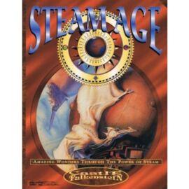 Castle Falkenstein: Steam Age - EN