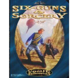 Castle Falkenstein: Six Guns and Sorcery - EN