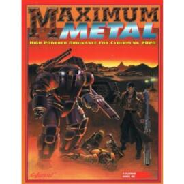 Cyberpunk: Maximum Metal - EN