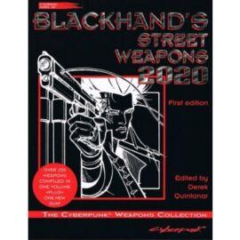 Cyberpunk: Blackhand's Street Weapons 2020 - EN