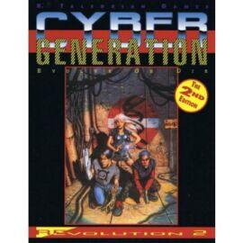 Cyberpunk: Cybergeneration - EN