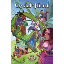 Crystal Heart RPG (Savage Worlds) Setting Book - EN