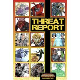 Mutants & Masterminds 3rd Edition: Threat Report - EN