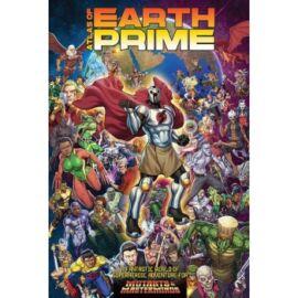 Mutants & Masterminds 3rd Edition: Atlas of Earth-Prime - EN