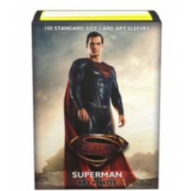 Justice League Matte Art Sleeves - Superman (100 Sleeves)