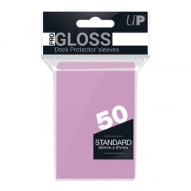 UP - Standard Sleeves - Bright Pink (50 Sleeves)
