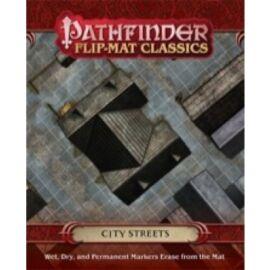 Pathfinder Flip-Mat Classics: City Streets