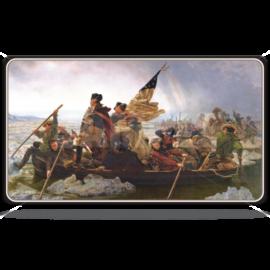 UP - Fine Art Playmat - Washington Crossing the Delaware
