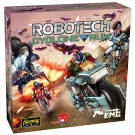 Robotech: Cyclone Run - EN