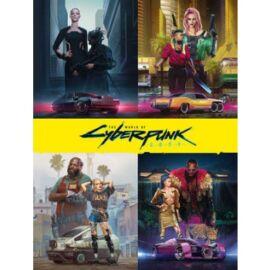 The World of Cyberpunk 2077 HC - EN
