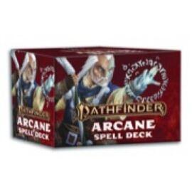 Pathfinder Spell Cards: Arcane (P2) - EN