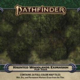 Pathfinder Flip-Tiles: Haunted Woodlands Expansion