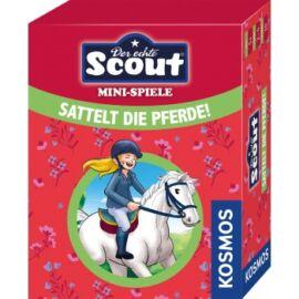 Scout Minispiel - Sattelt die Pferde! - DE