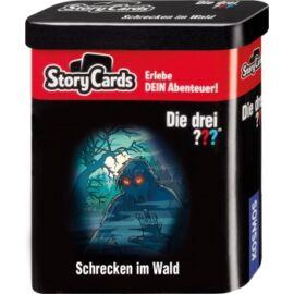 Story Cards - Die drei  Schrecken im Wald - DE