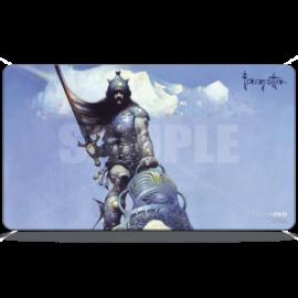 UP - Frank Frazetta Playmat - Silver Warrior