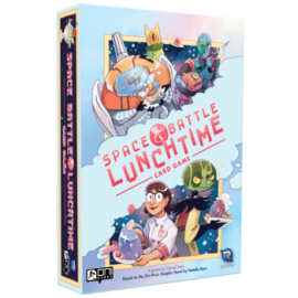 Space Battle Lunchtime Card Game - EN