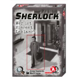 Sherlock - Wer ist Vincent Leblanc - DE