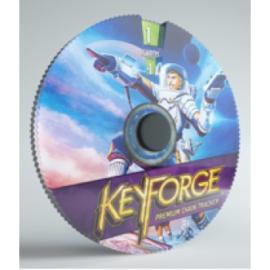 Gamegenic KeyForge Premium Chain Tracker - Star Alliance