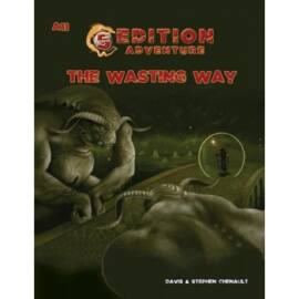 5th Edition Adventures: A11 - The Wasting Way - EN
