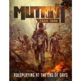 Mutant: Year Zero RPG - EN