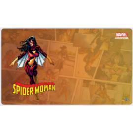 FFG - Marvel Champions: Spider-Woman playmat
