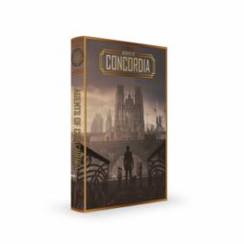 Agents of Concordia Core Rulebook - EN