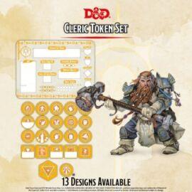 D&D - Cleric Token Set