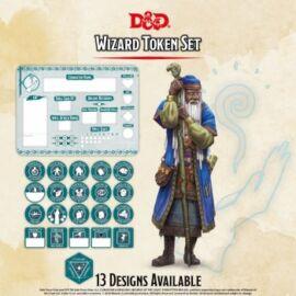D&D - Wizard Token Set